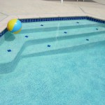 West Hills Pool Finish Sapphire Glass Bead 0817