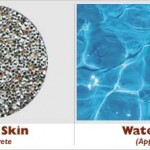 Shark Skin Beadcrete Glass Bead Pool Finish
