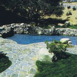 Medium Gray Color Pool Plaster
