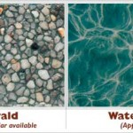 Emerald Exposed Pebble Swimming Pool Surface